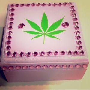 🆕🌲💨💚Stash Box
